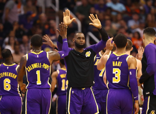 Los Angeles Lakers vs. Denver Nuggets - 10/25/18 NBA Pick, Odds, and Prediction