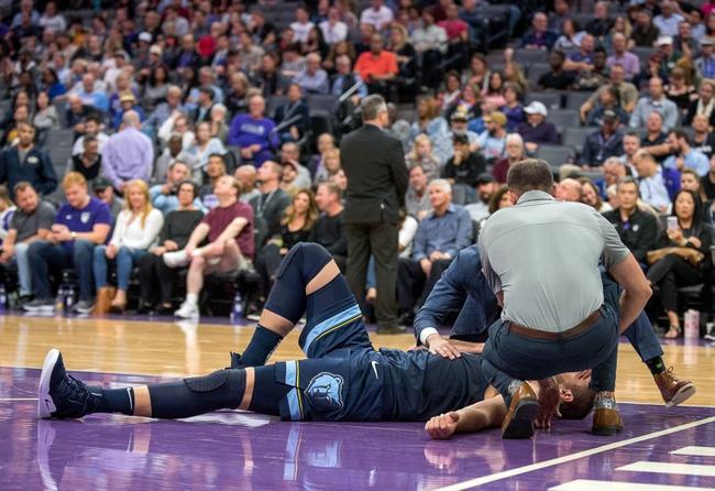 Memphis Grizzlies vs. Sacramento Kings - 11/16/18 NBA Pick, Odds, and Prediction