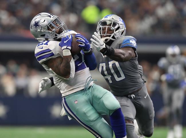 Detroit Lions vs. Dallas Cowboys - 11/17/19 NFL Pick, Odds, and Prediction