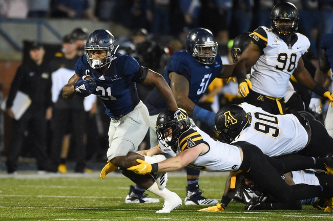 Appalachian State vs. Georgia Southern - 10/31/19 College Football Pick, Odds, and Prediction
