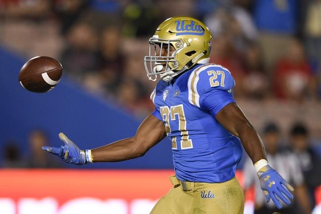 Oregon vs. UCLA - 11/3/18 College Football Pick, Odds, and Prediction