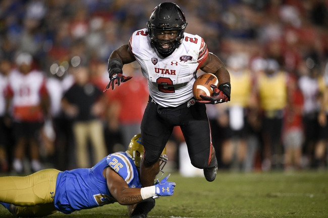 Arizona State vs. Utah - 11/3/18 College Football Pick, Odds, and Prediction