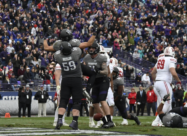 Wisconsin vs. Northwestern - 9/28/19 College Football Pick, Odds, and Prediction