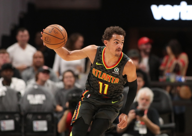 Atlanta Hawks vs. Sacramento Kings - 11/1/18 NBA Pick, Odds, and Prediction