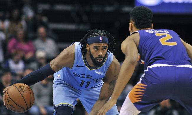 Phoenix Suns vs. Memphis Grizzlies - 11/4/18 NBA Pick, Odds, and Prediction