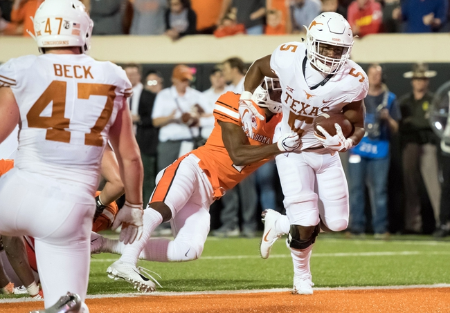 Texas vs. Oklahoma State - 9/21/19 College Football Pick, Odds, and Prediction