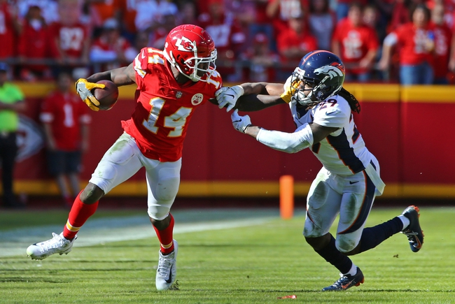 Kansas City Chiefs at Denver Broncos - 10/17/19 NFL Pick, Odds, and Prediction