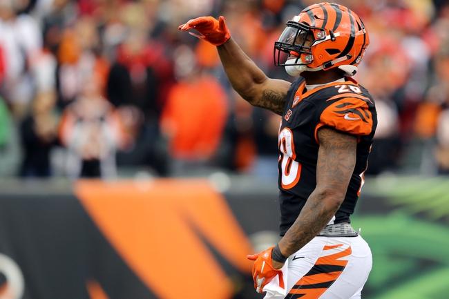 New Orleans Saints at Cincinnati Bengals - 11/11/18 NFL Pick, Odds, and Prediction