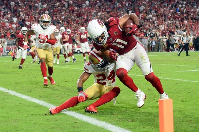 Arizona Cardinals vs. San Francisco 49ers - 10/31/19 NFL Pick, Odds, and Prediction