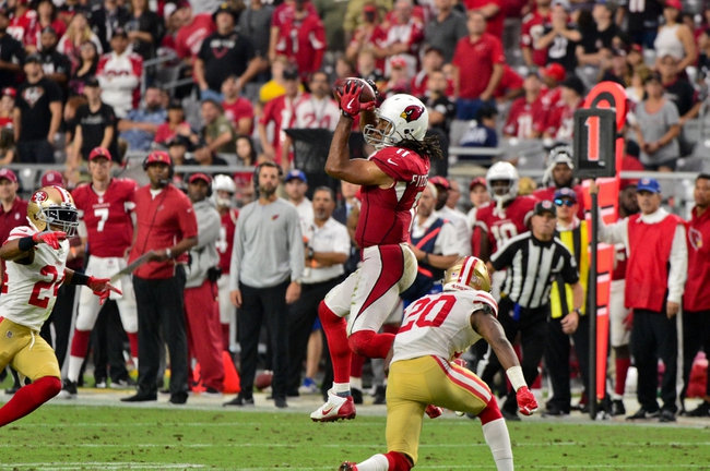San Francisco 49ers at Arizona Cardinals - 10/31/19 NFL Pick, Odds, and Prediction