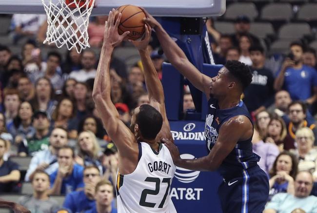 Utah Jazz vs. Dallas Mavericks - 11/7/18 NBA Pick, Odds, and Prediction