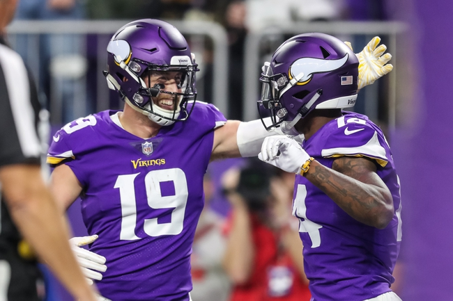 Minnesota Vikings vs. Detroit Lions - 11/4/18 NFL Pick, Odds, and Prediction