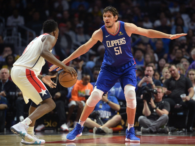 Washington Wizards vs. Los Angeles Clippers - 11/20/18 NBA Pick, Odds, and Prediction