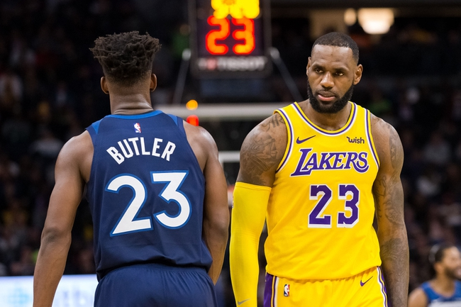 Los Angeles Lakers vs. Minnesota Timberwolves - 11/7/18 NBA Pick, Odds, and Prediction