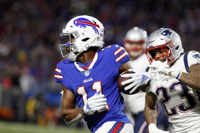 New England Patriots vs. Buffalo Bills - 12/23/18 NFL Pick, Odds, and Prediction