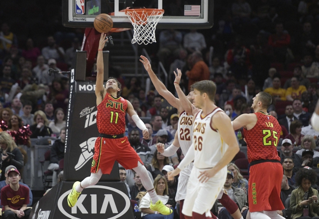 Atlanta Hawks vs. Cleveland Cavaliers - 12/29/18 NBA Pick, Odds, and Prediction