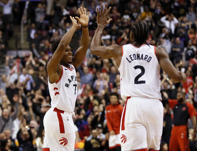 Toronto Raptors vs. Philadelphia 76ers - 12/5/18 NBA Pick, Odds, and Prediction