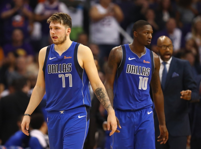 Phoenix Suns vs. Dallas Mavericks - 12/13/18 NBA Pick, Odds, and Prediction