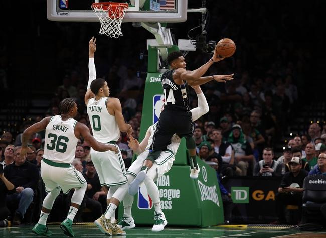 Boston Celtics vs. Milwaukee Bucks - 12/21/18 NBA Pick, Odds, and Prediction