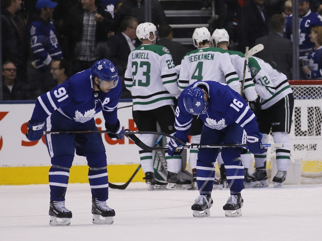 Dallas Stars vs. Toronto Maple Leafs - 1/29/20 NHL Pick, Odds, and Prediction