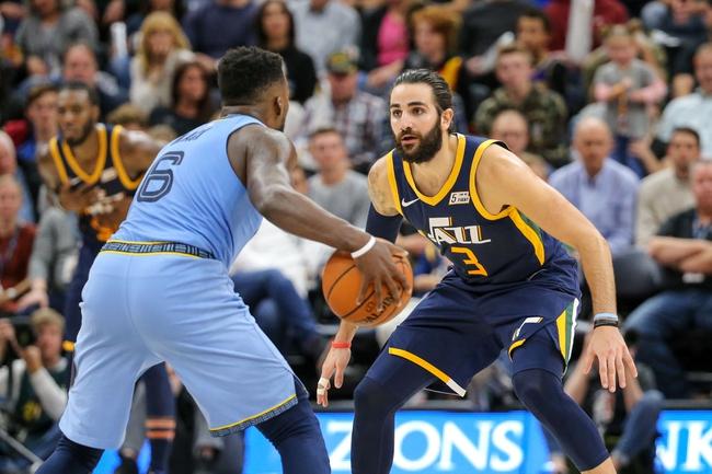 Memphis Grizzlies vs. Utah Jazz - 11/12/18 NBA Pick, Odds, and Prediction
