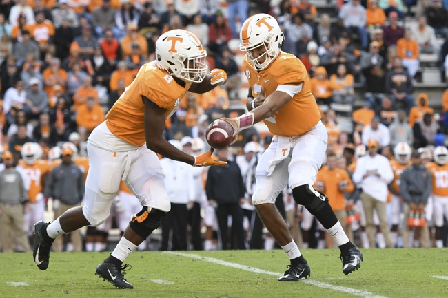 Tennessee vs. Georgia State - 8/31/19 College Football Pick, Odds, and Prediction