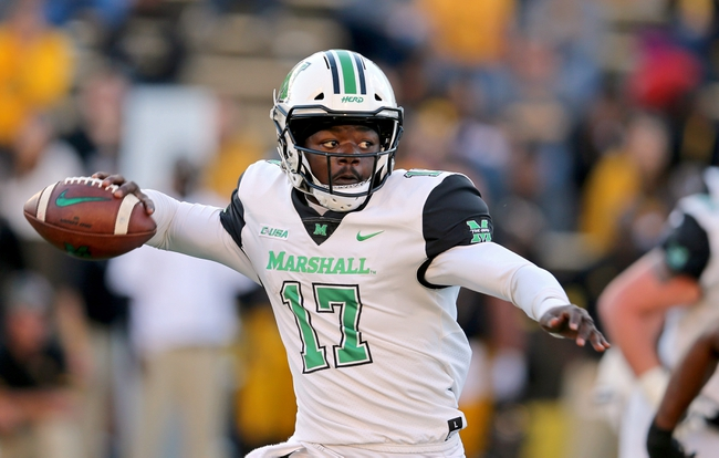 Marshall vs. UTSA - 11/17/18 College Football Pick, Odds, and Prediction