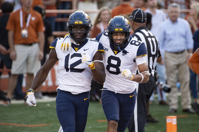 West Virginia vs. TCU - 11/10/18 College Football Pick, Odds, and Prediction