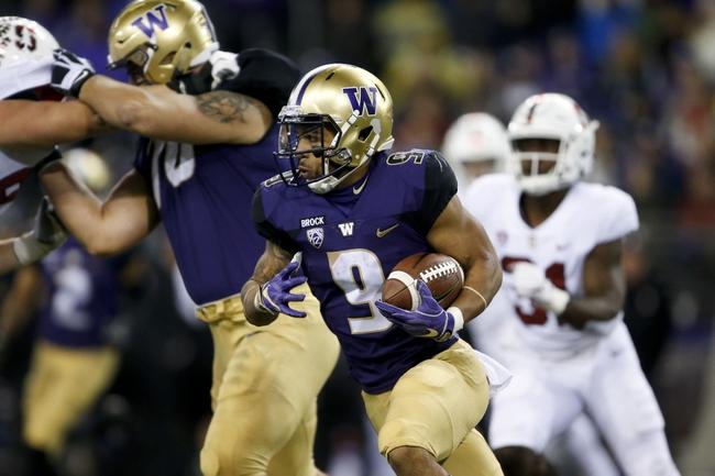 Washington vs. Oregon State - 11/17/18 College Football Pick, Odds, and Prediction
