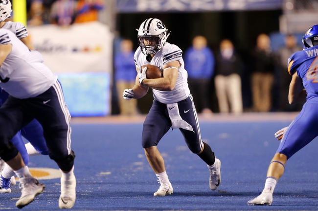 BYU vs. New Mexico State - 11/17/18 College Football Pick, Odds, and Prediction