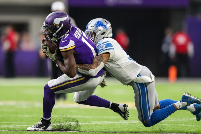Minnesota Vikings at Detroit Lions - 12/23/18 NFL Pick, Odds, and Prediction