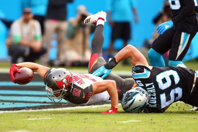 Tampa Bay Buccaneers vs. Carolina Panthers - 12/2/18 NFL Pick, Odds, and Prediction