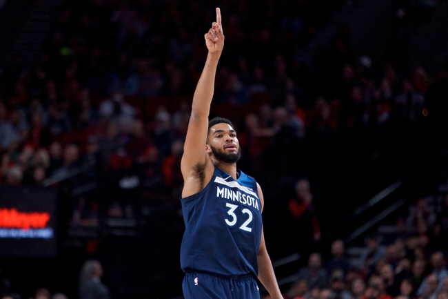 Sacramento Kings vs. Minnesota Timberwolves - 11/9/18 NBA Pick, Odds, and Prediction