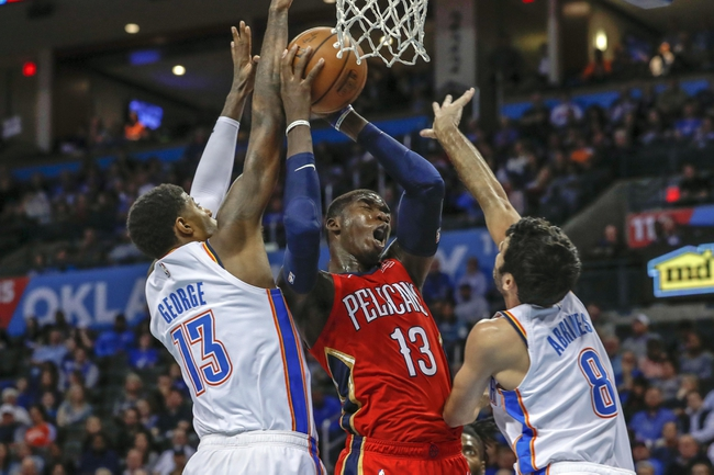 New Orleans Pelicans vs. Oklahoma City Thunder - 12/12/18 NBA Pick, Odds, and Prediction