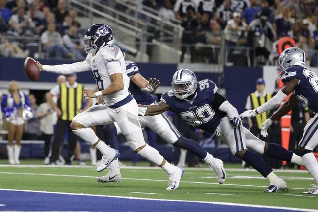 Dallas Cowboys vs. Tennessee Titans - 5/17/20 Madden20 NFL Sim Pick, Odds, and Prediction