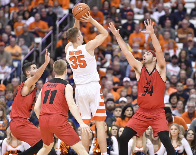 Eastern Washington vs. South Dakota State - 12/18/18 College Basketball Pick, Odds, and Prediction