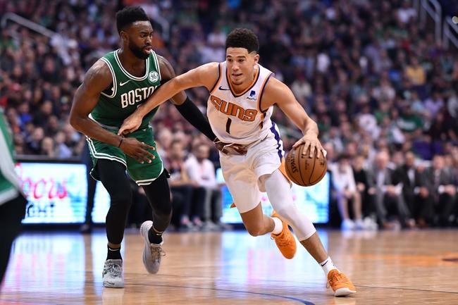 Boston Celtics vs. Phoenix Suns - 12/19/18 NBA Pick, Odds, and Prediction