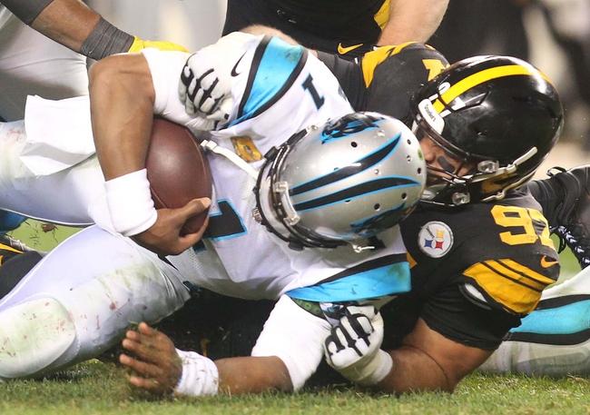 Carolina Panthers vs. Pittsburgh Steelers - 8/29/19 NFL Preseason Pick, Odds, and Prediction