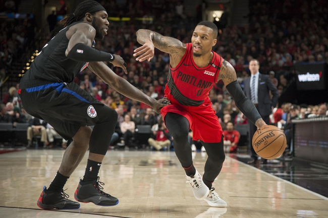Portland Trail Blazers vs. Los Angeles Clippers - 11/25/18 NBA Pick, Odds, and Prediction