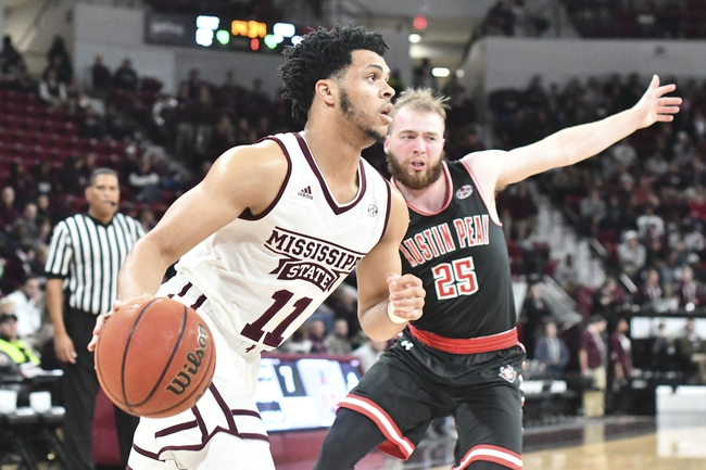 Mississippi State vs. Wofford - 12/19/18 College Basketball Pick, Odds, and Prediction