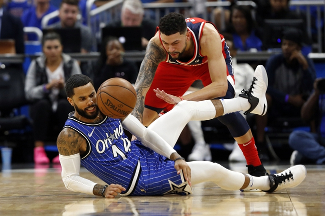 Washington Wizards vs. Orlando Magic - 11/12/18 NBA Pick, Odds, and Prediction