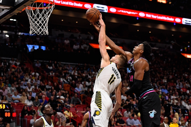Indiana Pacers vs. Miami Heat - 11/16/18 NBA Pick, Odds, and Prediction
