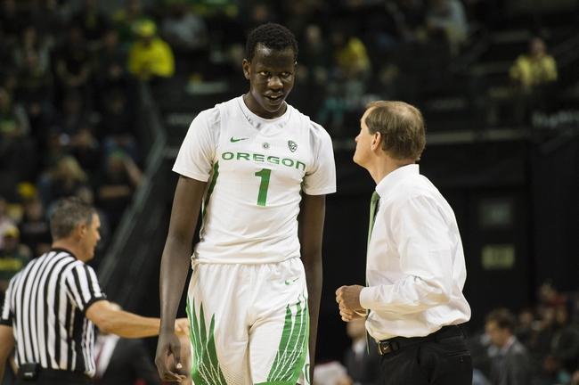 Oregon vs. Omaha - 12/8/18 College Basketball Pick, Odds, and Prediction