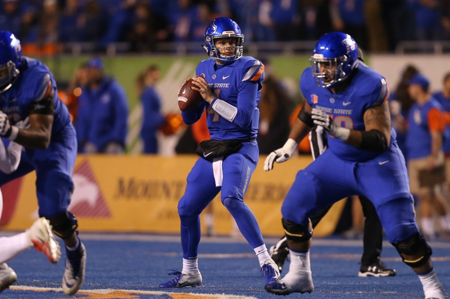 Boise State vs. Utah State - 11/24/18 College Football Pick, Odds, and Prediction