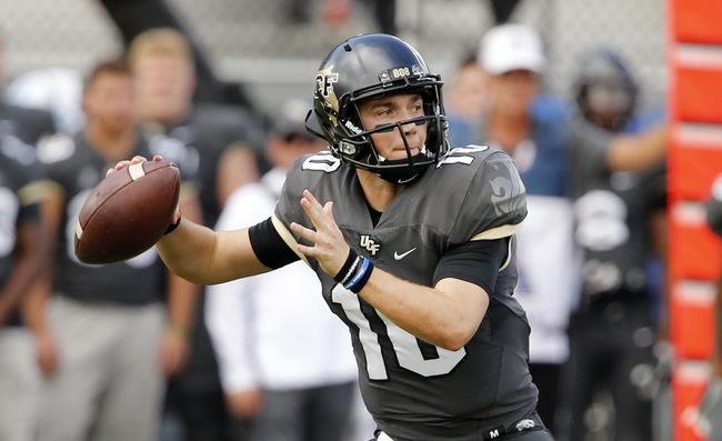 UCF vs. Cincinnati - 11/17/18 College Football Pick, Odds, and Prediction