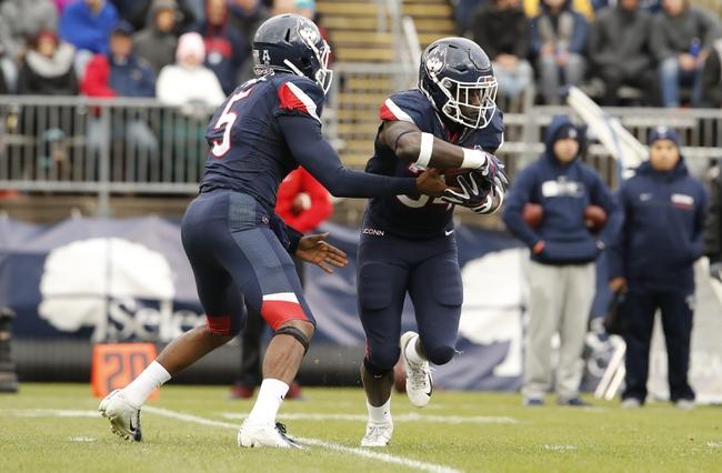 UCONN vs. East Carolina - 11/23/19 College Football Pick, Odds, and Prediction