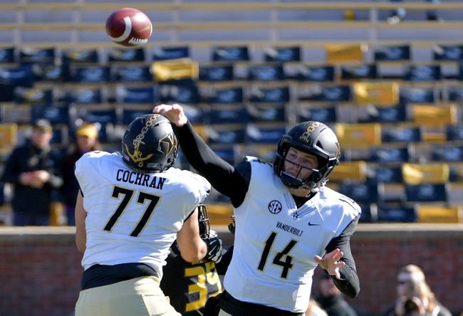 Vanderbilt vs. Baylor - Texas Bowl - 12/27/18 College Football Pick, Odds, and Prediction