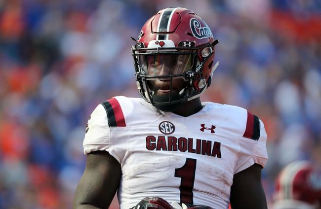 South Carolina vs. Chattanooga - 11/17/18 College Football Pick, Odds, and Prediction