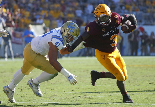 Oregon vs. Arizona State - 11/17/18 College Football Pick, Odds, and Prediction