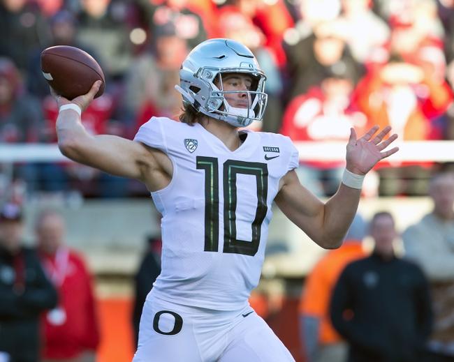 Oregon vs. Michigan State - Redbox Bowl - 12/31/18 College Football Pick, Odds, and Prediction